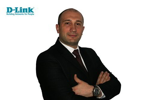 Laurentiu Trocan,Country Sales Manager-D-Link-Romania