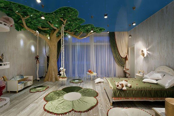Forest Wonderland Bedroom