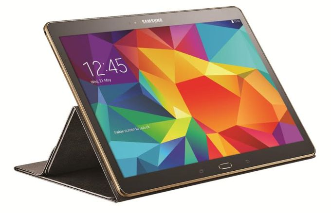 Galaxy Tab S bookcover
