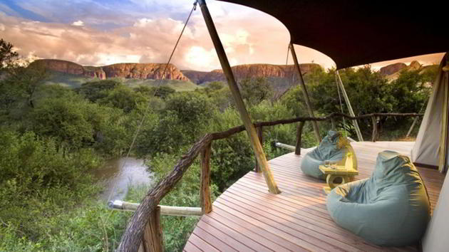 10.	Marataba Safari Lodge, Africa de Sud