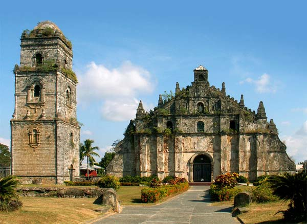 Paoay Church a.k.a St. Augustine Parish (Philippines)