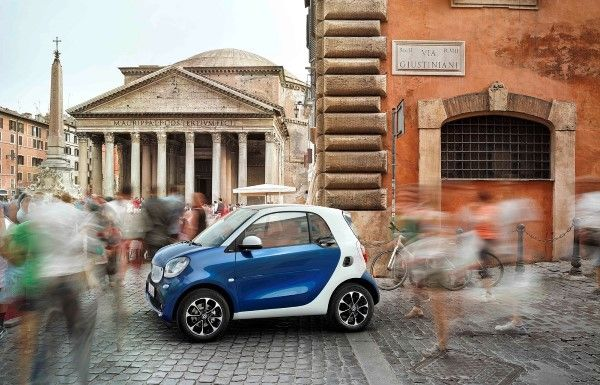 smart fortwo 3 (Roma)
