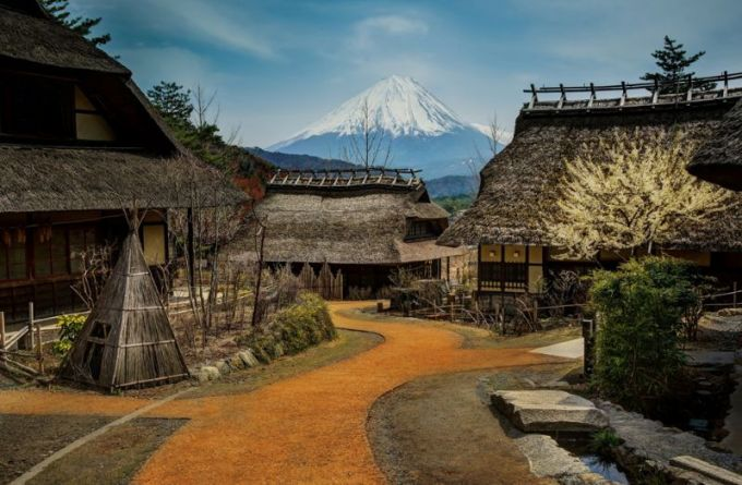 Mount Fuji, Japan. Photo by Trey Ratcliff