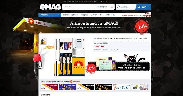 eMAG_Carburanti_Black Friday