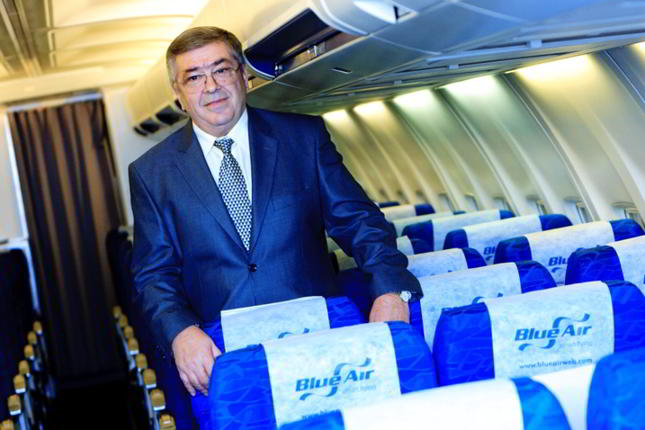 Gheorghe Racaru - Director General Blue Air (2)
