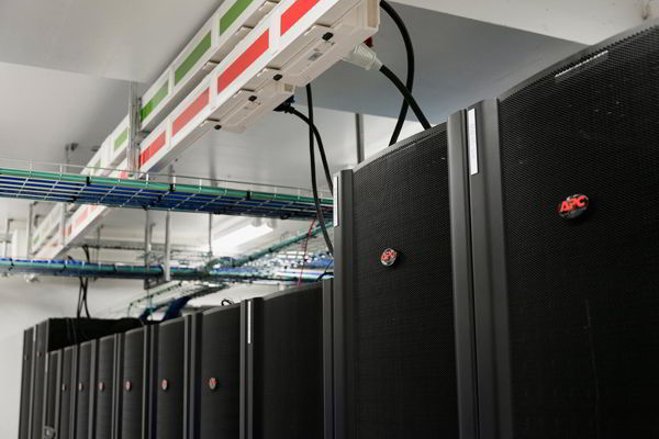 Schneider Electric - Green Mountain Data Center
