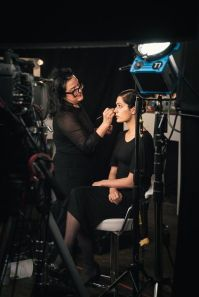SONY_4K_Make-up_behind the scenes