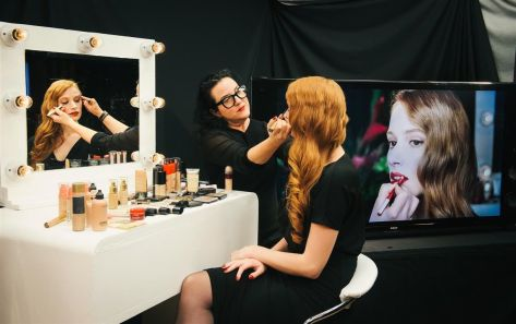 SONY_4K_Make-up_session