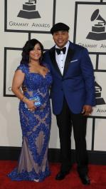 Simone Johnson & LL Cool J
