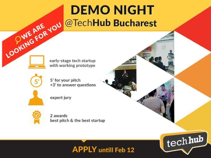 TH Demo Night
