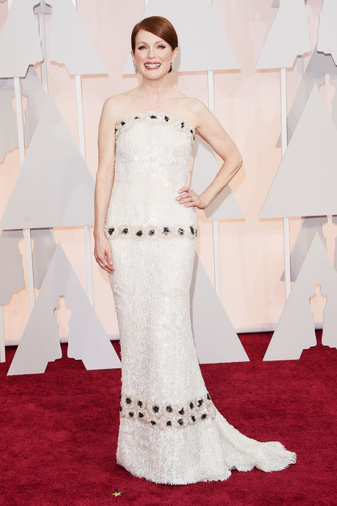 Julianne Moore - Chanel Haute Couture