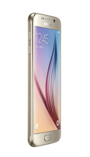 Samsung Galaxy S6_Gold_Platinum