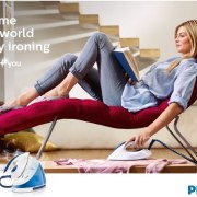 "Ogilvy & Mather si Philips semneaza campania  ""Welcome to the World of Easy Ironing"""