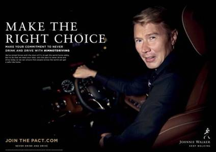 Join the Pact- Never Drink and Drive