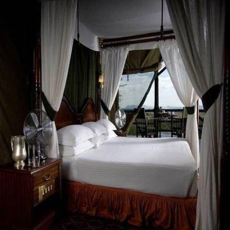 Kirawira Luxury Tented Camp, Serengeti National Park, Tanzania – de la 972 dolari/noapte