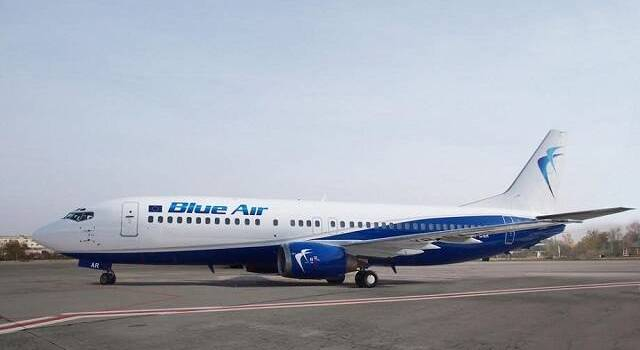 Blue Air, certificat IATA Operational Safety Audit (IOSA)