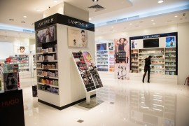 Debenhams Beauty Department_