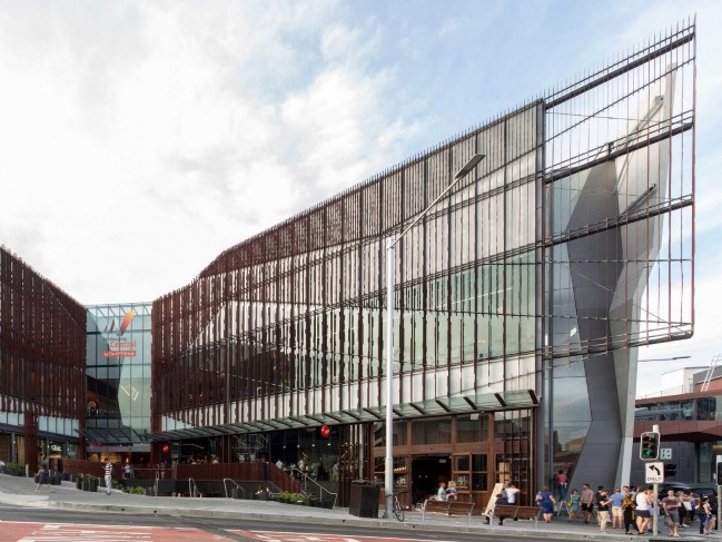 The GPT Group's Wollongong Central by HDR Rice Daubney (Wollongong, Australia)