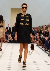 Burberry Womenswear S_S16 Collection - Look 12