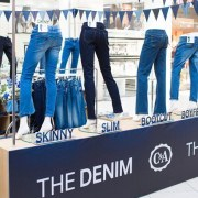 Fashion Trends: C&A a lansat standul THE DENIM la AFI Palace Cotroceni