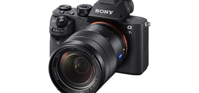 Sony lansează noua cameră foto full-frame mirrorless ultra-sensitive α7S II