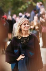 Melanie Laurent at the Burberry Womenswear S_S16 Show