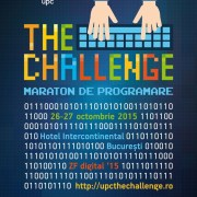 The Challenge – by UPC. UPC Romania organizeaza maratonul The Challenge