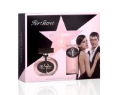 BANDERAS_HER SECRET_EDT50ML+BL100ML_X15, 88.00lei