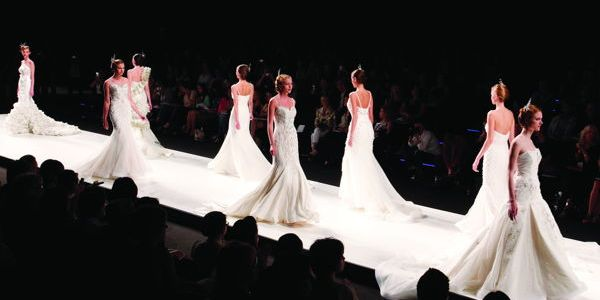 Prima editie Bucharest Bridal Fashion Show, la Expomariage 2016