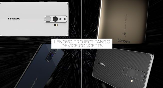 New Trends: Project Tango de la Lenovo şi Google