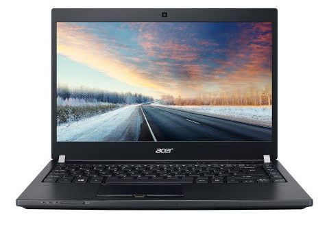 Acer a anunțat noile serii de notebook-uri TravelMateP648 cu Windows 10