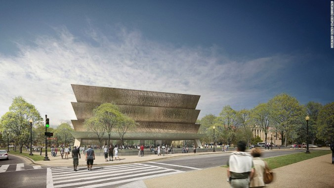 National Museum of African American History and Culture - Washington DC