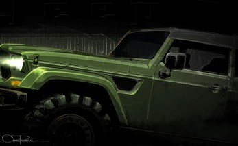 """The Jeep """"Crew Chief"""" is one of seven new concepts Jeep has"""