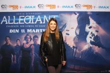 Ilinca Vandici avanpremiera Allegiant IMAX Freeman Entertainment