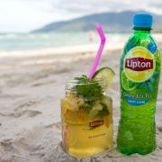 Lipton lansează Green Ice Tea Mint Lime