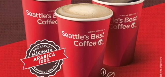 Seattle's Best Coffee vine la KFC