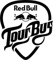 Red Bull Tour Bus logo