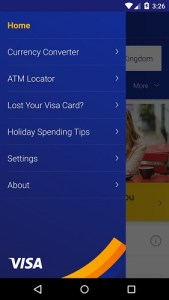 Visa Travel Tools_home