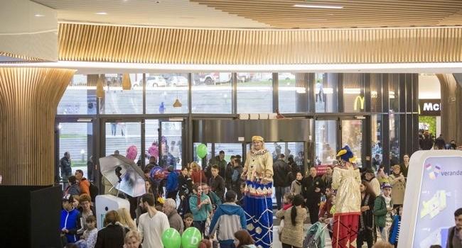 Piese de teatru, concursuri și ateliere de creație la Veranda Mall