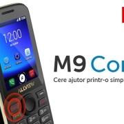 Allview lansează un feature phone cu buton SOS