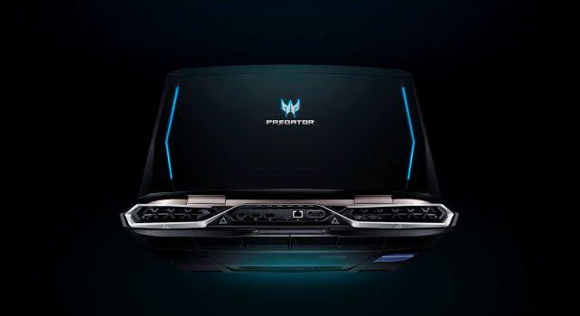 Gadget Trends: Acer Predator 21 X, primul notebook cu ecran curbat din lume