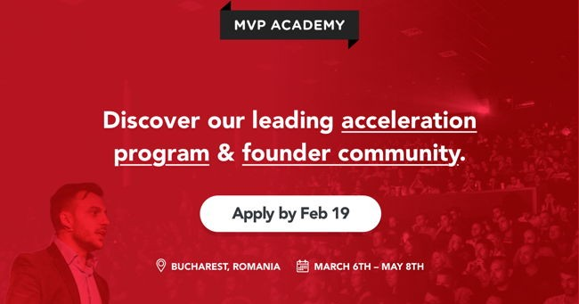 MVP Academy anunță investiții totale de EUR 1.7M și deschide înscrierile pentru următoarea ediție