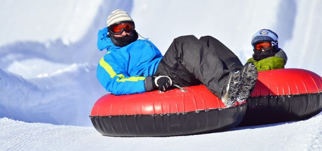 New Trends: Veranda Mall amenajează o pistă de snow tubing