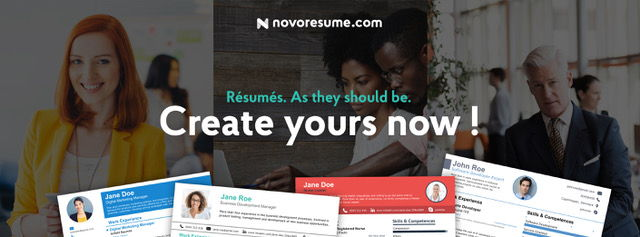 Novorésumé, de la un proiect universitar la un Start-Up de succes