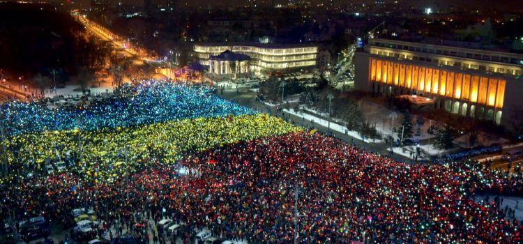 ROMÂNIA la proTEST, la Digi24