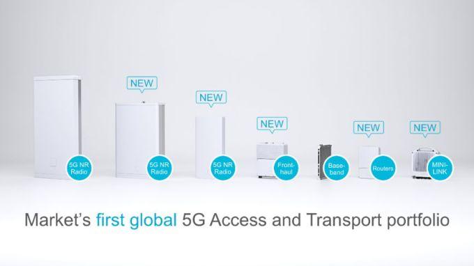Ericsson 5G platform2