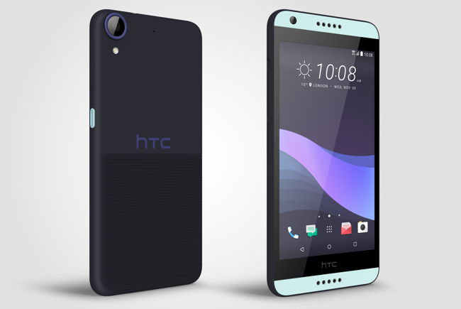 HTC Desire 650 Dark Blue(2)