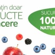 Profructta și-a dublat vânzările de sucuri naturale fabricate la Câmpulung Muscel