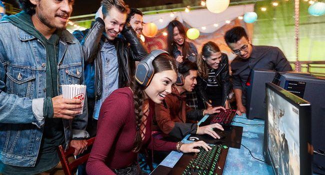 Logitech G, divizia de gaming a Logitech, și-a triplat afacerile în ultimii doi ani de zile