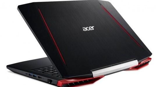 Noile modele Acer din seria Aspire VX 15, disponibile și în România